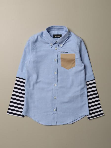 Hemd kinder Dsquared2 Junior