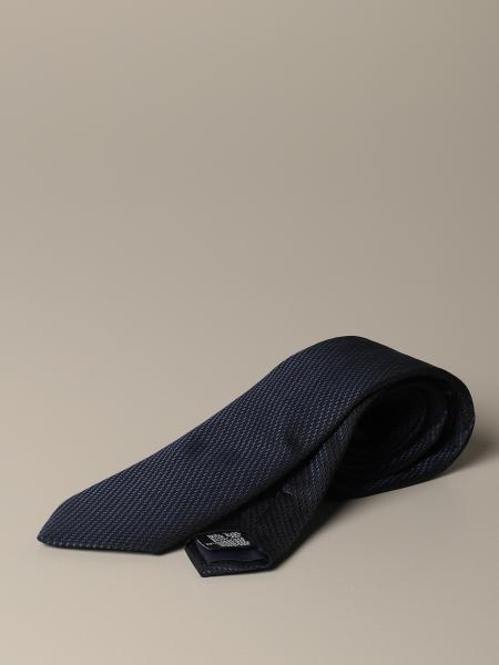 Cravatta Alessandro Dell'acqua in misto seta