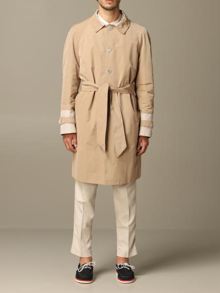 Havana & Co. coat in cotton blend