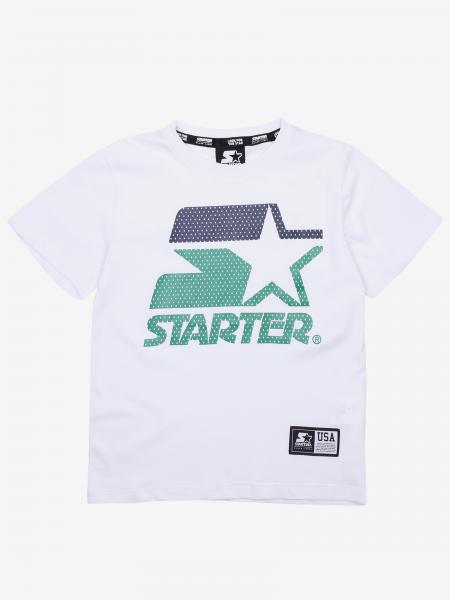 Starter T-shirt with logo print