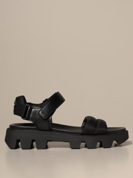 Sandales à talons femme Prada