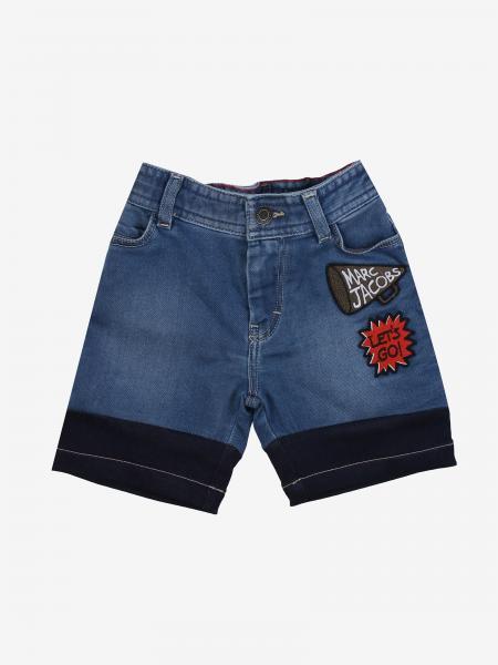 短裤 儿童 Little Marc Jacobs