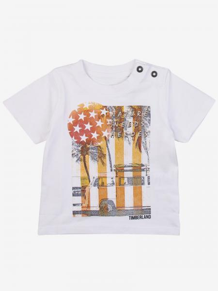 T-shirt Timberland con stampa