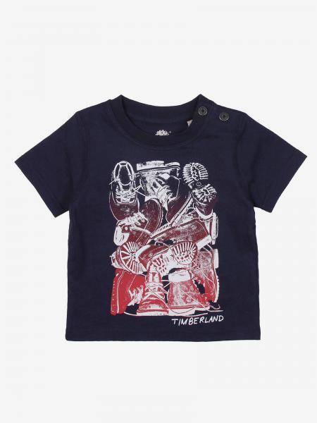 Camiseta niños Timberland