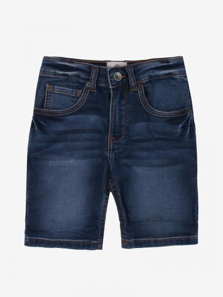 Pantaloncino di jeans Timberland a 5 tasche
