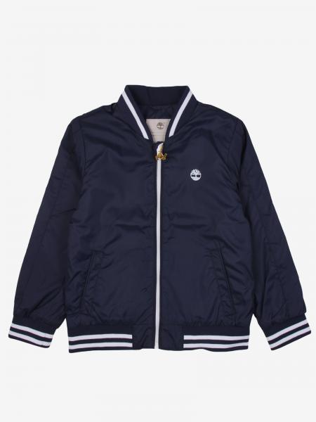Timberland nylon jacket with zip