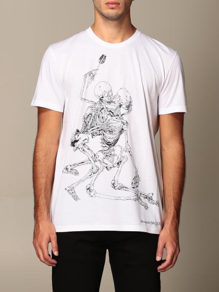 T-shirt homme Alexander Mcqueen