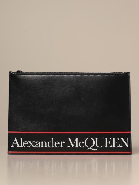 Porte-document homme Alexander Mcqueen
