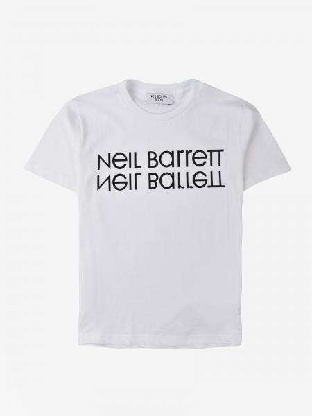 T-shirt kinder Neil Barrett