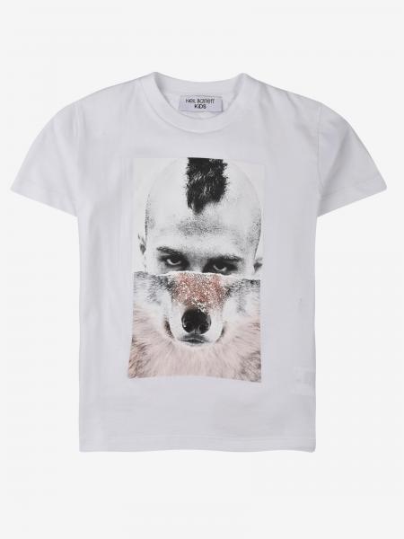 T-shirt enfant Neil Barrett