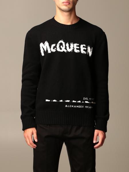 Alexander Mcqueen: Jersey hombre Alexander Mcqueen