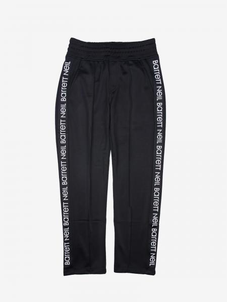 Neil Barrett jogging trousers with logoed bands