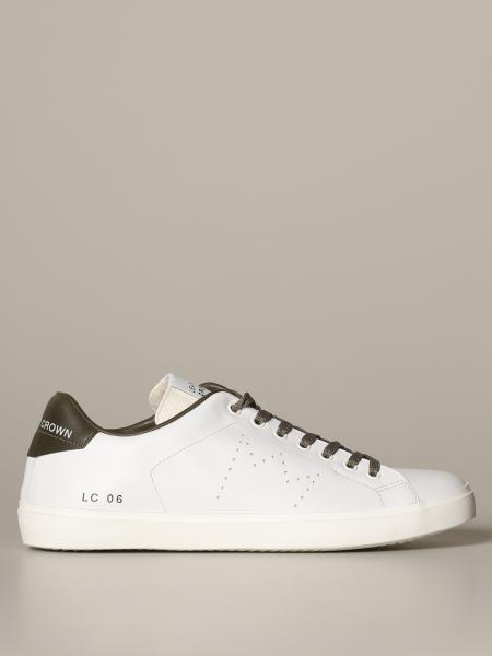 Sneakers herren Leather Crown