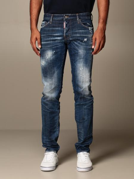 Dsquared2: Jeans Dsquared2 in denim used