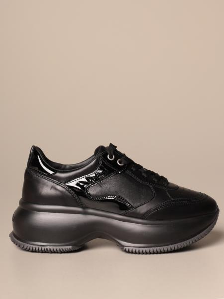 Maxi I Active Hogan sneakers in leather