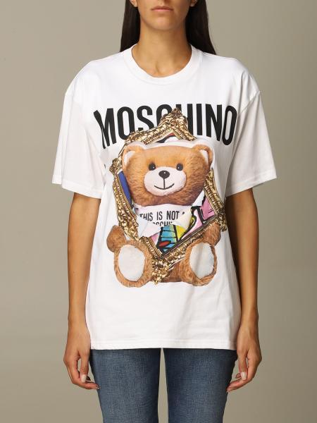 T-shirt women Moschino Couture