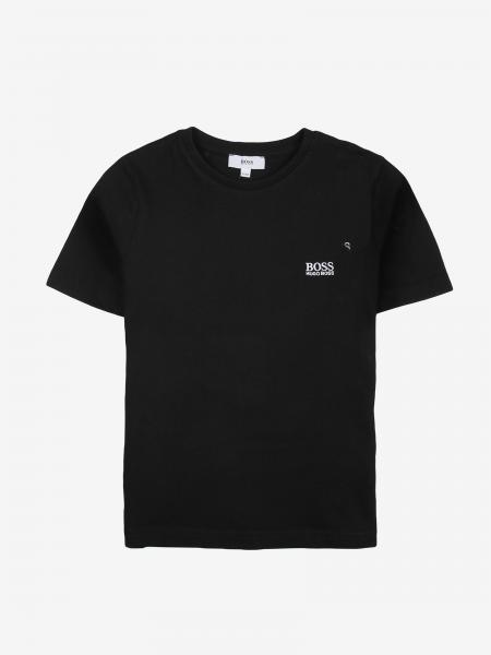 T-shirt bambino Boss
