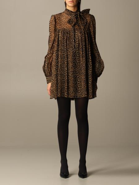 Saint Laurent femme: Robes femme Saint Laurent