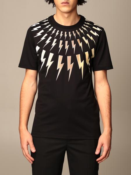 Camiseta hombre Neil Barrett