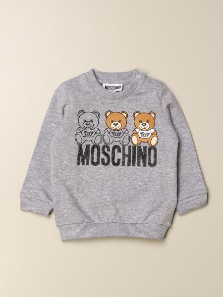 Sweat Moschino Baby avec logo Teddy