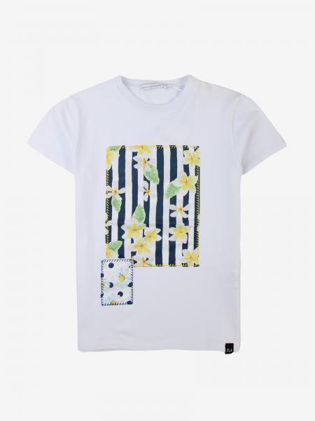 T-shirt kids Daniele Alessandrini