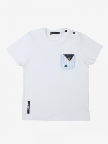 Daniele Alessandrini T-shirt with patch pocket