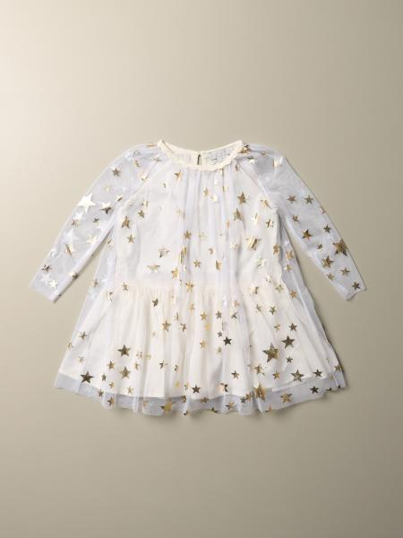 Stella McCartney tulle dress with all over stars