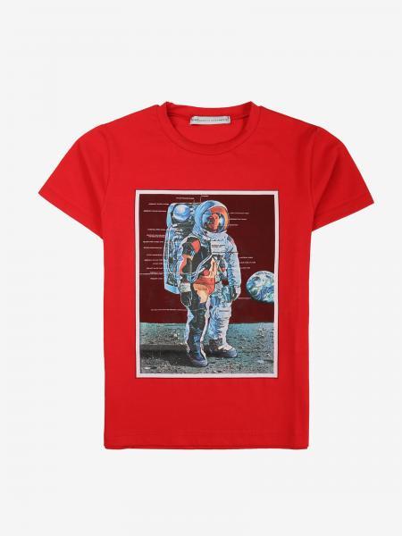 Daniele Alessandrini short-sleeved T-shirt with print