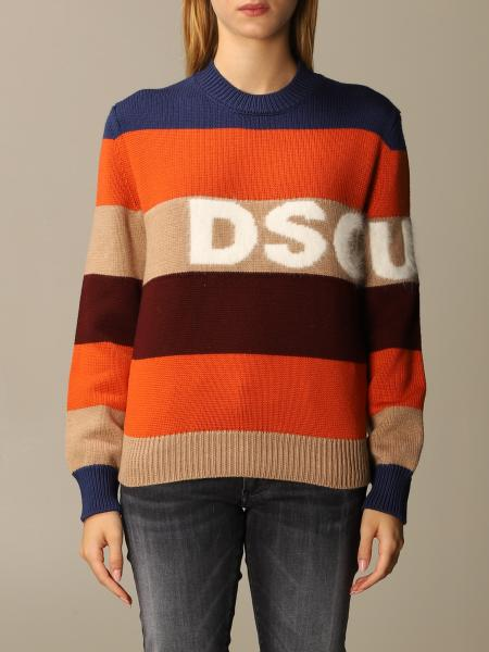 Sweatshirt women Dsquared2