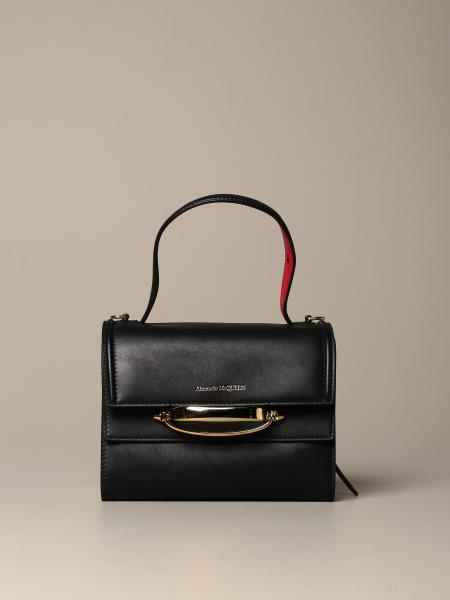 The Story Mcq McQueen leather handbag
