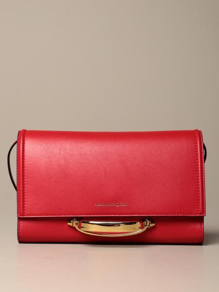 Clutch The Story Mcq McQueen in pelle