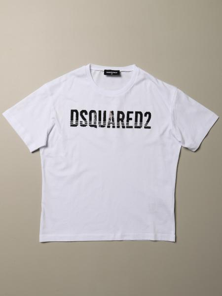 Camisetas niños Dsquared2 Junior
