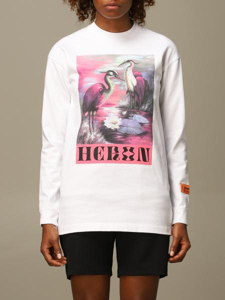 T-shirt damen Heron Preston