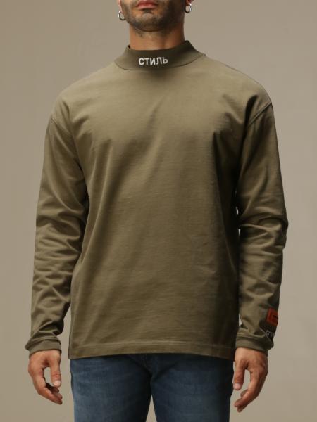 T-shirt homme Heron Preston