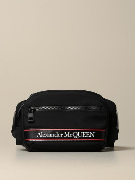Belt bag men Alexander Mcqueen