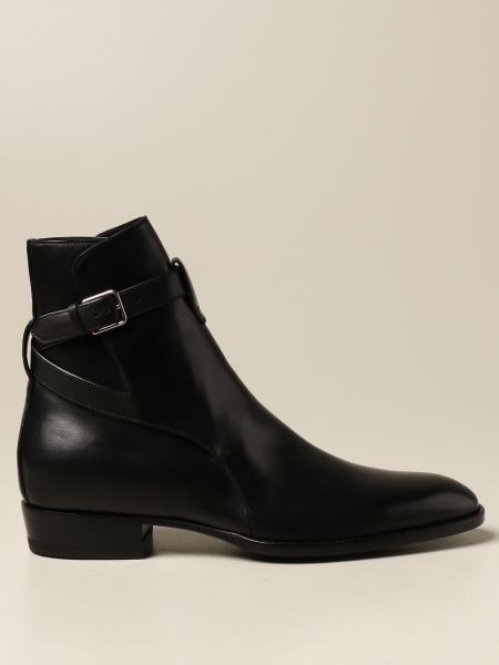 Ботинки челси Мужское Saint Laurent