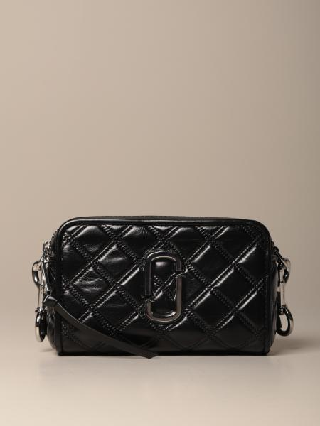 Marc Jacobs: Borsa The Softshot 21 Marc Jacobs in pelle trapuntata