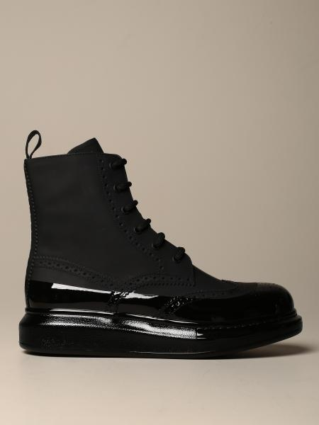 Boots men Mcq Mcqueen