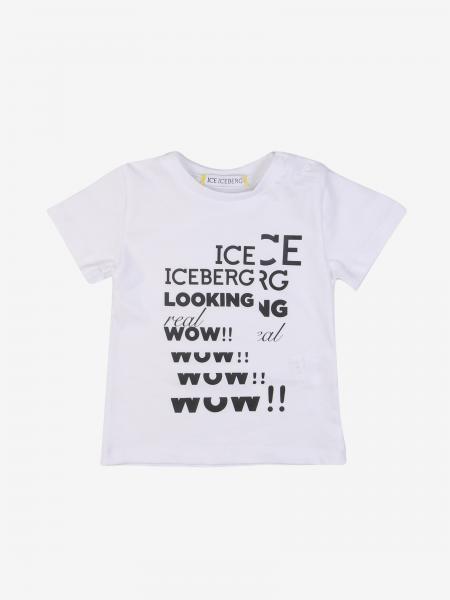 T-shirt bambino Iceberg