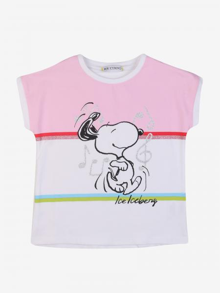 T-shirt kids Iceberg
