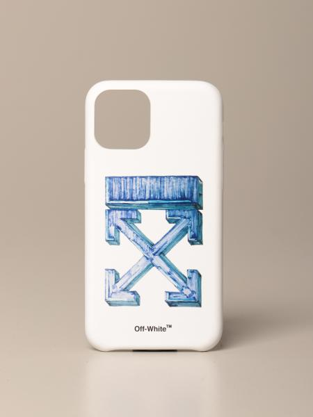 Off White men: Off White Marker Iphone 11 pro cover with print