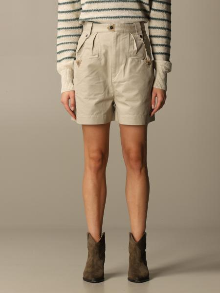 Shorts damen Isabel Marant