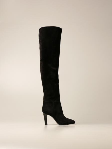 靴子 女士 Saint Laurent