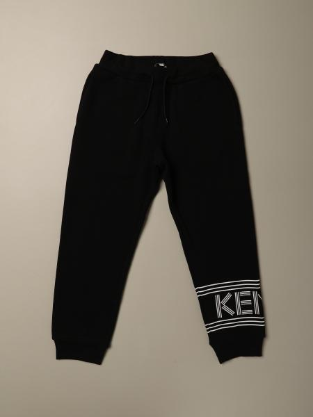 Kenzo Junior Jogging Pants with logo