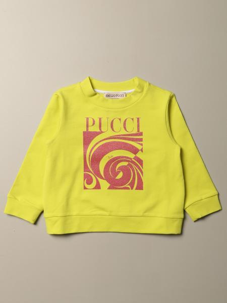Emilio Pucci sweatshirt with logo
