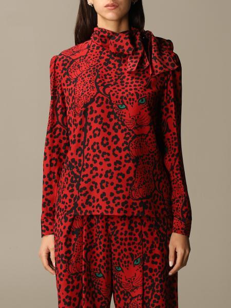 衬衫 女士 Red Valentino