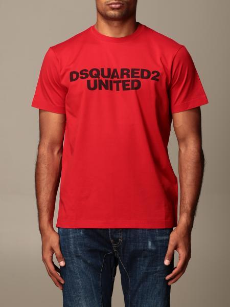 Dsquared2: T-shirt damen Dsquared2