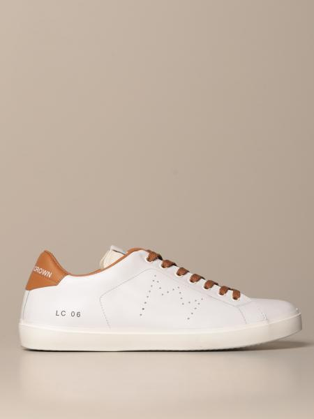 Zapatillas hombre Leather Crown