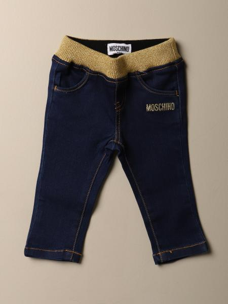 Trousers kids Moschino Baby