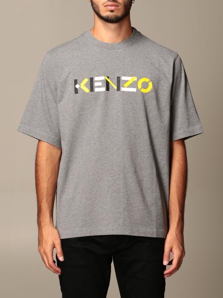 Kenzo: T-shirt Kenzo in cotone con logo